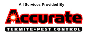 Services Provided by Accurate Termite